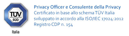 Privacy Officer e Consulente della Privacy